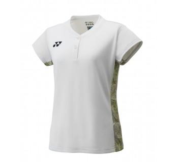Yonex Womens Shirt 20412 WHITE