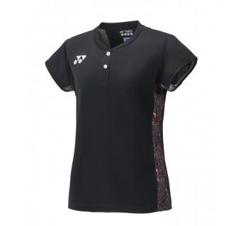 Yonex Womens Shirt 20412 BLACK