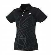 Yonex Womens Polo Shirt 20422 BLACK