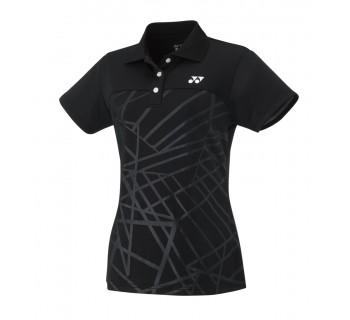 Yonex Womens Polo Shirt 20422 BLACK
