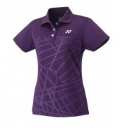 Yonex Womens Polo Shirt 20422 Purple