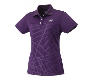 Yonex Womens Polo Shirt 20422 Purple