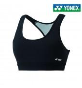 Yonex Ladies Bra 46023 BLACK