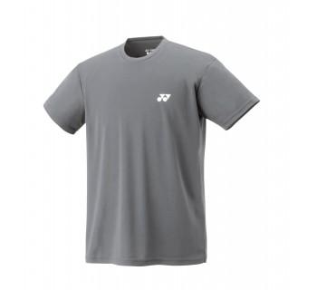 2018 Yonex Plain T-Shirt LT1025 GREY