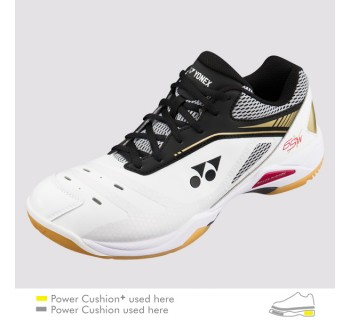 Yonex Power Cushion 65XW WHITE/GOLD