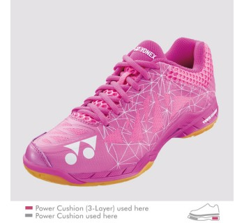 Yonex Power Cushion Aerus 2 L PINK