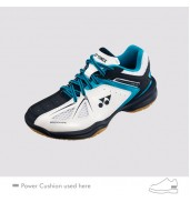 Yonex Power Cushion 35 Junior WHITE/BLUE