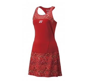 Yonex Womens Dress 20410 RED
