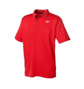 Yonex Junior Polo Shirt YP1002J RED
