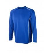 Yonex J Mid-Layer Sweatshirt YSS1000 BLUE