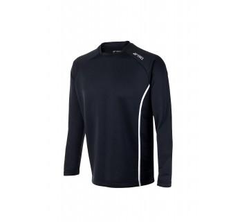 Yonex Mid-Layer Sweatshirt YSS1000 BLACK