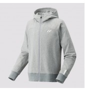 2017 Yonex Hooded Sweatshirt 30043 GREY