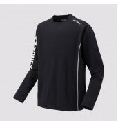 2017 Yonex Sweatshirt 31018 BLACK