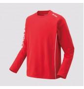 2017 Yonex Sweatshirt 31018 SUNSET RED