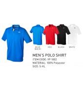 2017 Yonex Junior Polo Shirt YP1002J BLUE