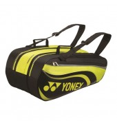 YONEX ACTIVE 9PCS BAG 8929 BLACK/LIME
