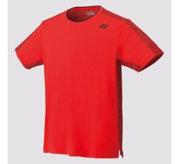 YONEX CREW NECK SHIRT 10278 Fire Red