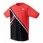 YONEX T-SHIRT 16372 FIRE RED