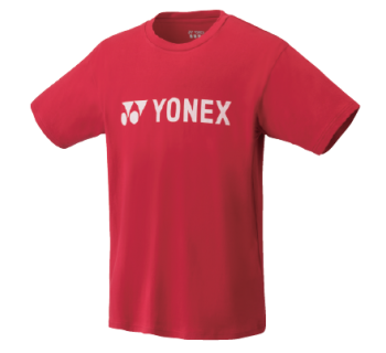 YONEX MEN'S TSHIRT 16387 DARK RED