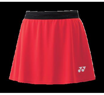YONEX Skirt 26053 Fire Red