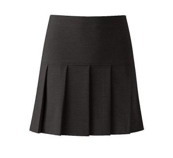 Charleston Skirt CHARCOAL