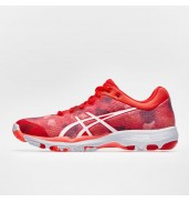Asics Gel-NETBURNER PROFESSIONAL FF 1072A016 614 FIERY RED/WHIT