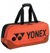 YONEX 92031W PRO TOURNAMENT BAG COPPER ORANGE O/S