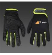 G500 Grays Gel Hockey Glove (pair) BLACK/YELLOW XL