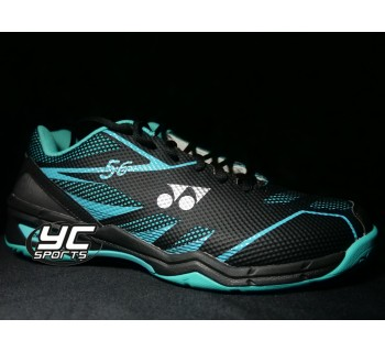 YONEX POWER CUSHION 56 Black/Mint