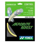 Yonex BG- AEROBITE BOOST 10m DARK GREY/YELLOW