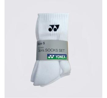 Yonex Socks 3 Pack CHEERS