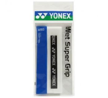 Yonex AC103 Wet Super Grip WHITE O/S