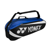 YONEX ACTIVE 3PCS BAG 8923 BLACK/BLUE