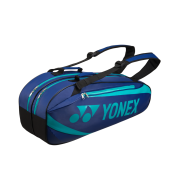 YONEX ACTIVE 6PCS BAG 8926 AQUABLUE/NAVY