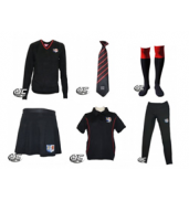 Cantonian High School Girls Style Essential Pack