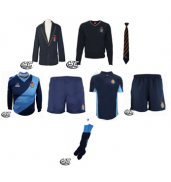 Cathays High School Boys Style Essential Pack