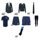 Cathays High School Girls Style Essential Pack