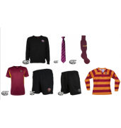 Corpus Christi High School Boys Style Essential Pack
