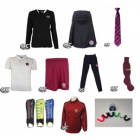 Corpus Christi High School Girls Style Standard Pack