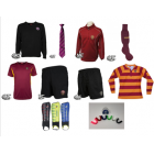 Corpus Christi High School Boys Style Standard Pack