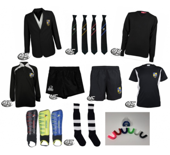 Eastern High School Boys Style Standard Pack