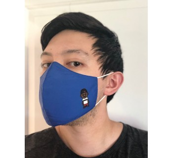 Urban Bricks Face Mask