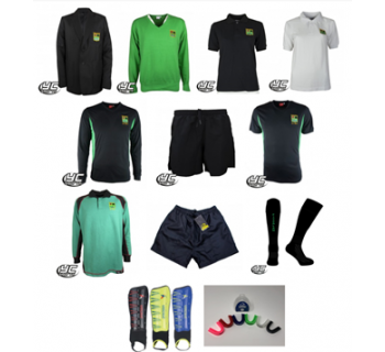 Fitzalan High School Boys Style Standard Pack