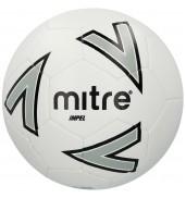 Mitre Impel Football White Size 5