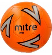 Mitre Impel Football Orange Size 3