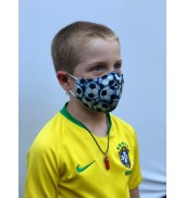 Junior Football Face Mask