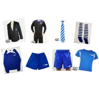 Llanishen High School Boys Style Essential Pack