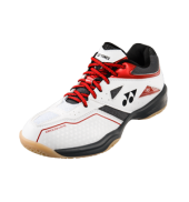 YONEX POWER CUSHION 36 MENS WHITE/RED