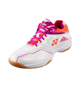 YONEX POWER CUSHION 36 LADIES WHITE/CORAL