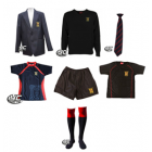 St. Martin's Comprehensive Boys Style Essential Pack
